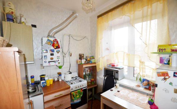 1 ком.квартира в Волоколамске на пер.Садовом д.6 (2 этаж, балкон)